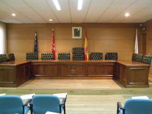 Orden del día pleno 9 de mayo 2019 @ Salón de Sesiones del Ayuntamiento