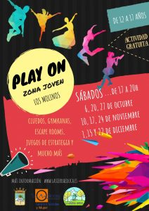 Play On zona Joven @ Play On