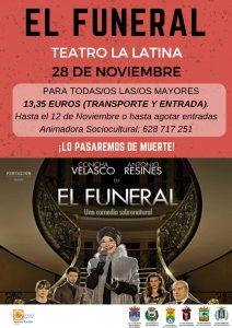 El Funeral @ Teatro la Latina