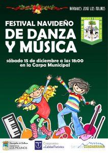 Festival Navideño de Danza y Música @ Carpa Municipal