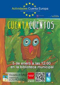Cuentacuentos @ Biblioteca Municipal