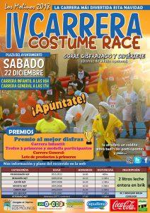 IV Carrera de Navidad Costume Race @ Plaza del Ayuntamiento