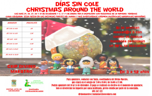 "Días Sin Cole ""Christmas Around the World"" @ Colegio Divino Maestro"