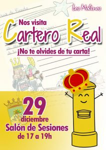 Cartero Real @ Salón de Sesiones del Ayuntamiento