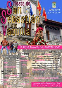 Fiesta de San Sebastián y la Vaquilla