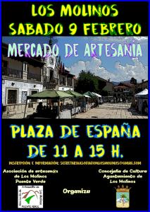 Mercado de Artesanía @ Plaza de España