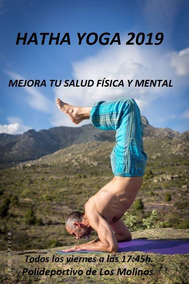 Hatha Yoga 2019 – Ayuntamiento de Los Molinos 8cbb030f8ff5
