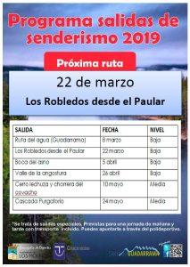 """Salida de senderismo """"Los Robledos desde el Paular"""" @ Los Robledos desde el Paular"""