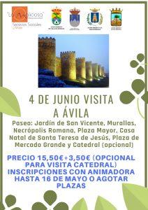 Visita a Ávila @ Ávila