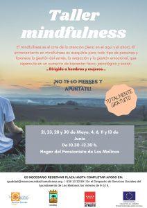 Taller de mindfulness @ Hogar del Pensionista de Los Molinos