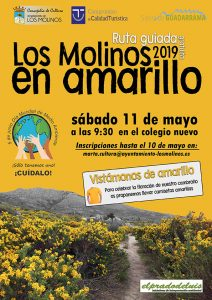 Los Molinos en amarillo 2019 @ Los Molinos, Madrid