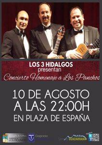"""Concierto """"Tributo a Los Panchos"""" @ Plaza del Ayuntamiento"""