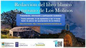 Redacción del libro blanco del turismo de Los Molinos @ Salón de Plenos del Ayuntamiento