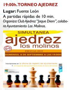Torneo de Ajedrez @ Fuente de León