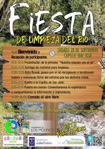 Fiesta de limpieza del río @ Capilla de San José