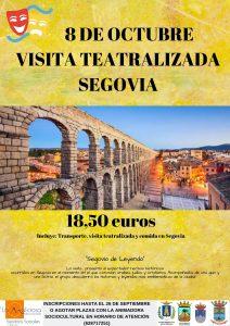 Visita teatralizada a Segovia @ Segovia