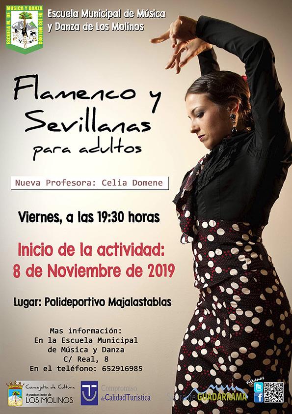 Flamenco y Sevillanas para adultosweb