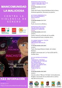ACTIVIDAD CONMEMORATIVA DEL 25-N CON MENORES Y ADOLESCENTES @ Punto Joven de Los Molinos