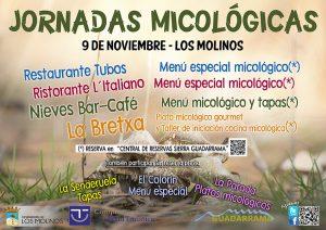 Jornadas Micológicas Los Molinos 2019 @ Los Molinos