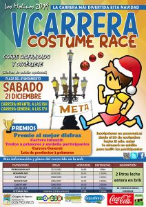 V Costume Race @ Plaza de España
