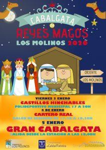 CABALGATA REYES MAGOS 2020 @ PLAZA DE ESPAÑA