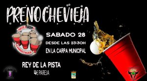 PRE NOCHEVIEJA @ Carpa municipal