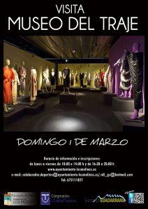 Visita al Museo del Traje @ Museo del Traje