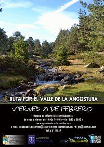 Ruta por el Valle de la Angostura @ Valle de la Angostura