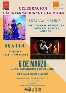 "Teatro ""Paraiso Ballroom Dance"" @ Teatro Becerril de la Sierra"