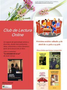 Club de Lectura Online @ Desde casa