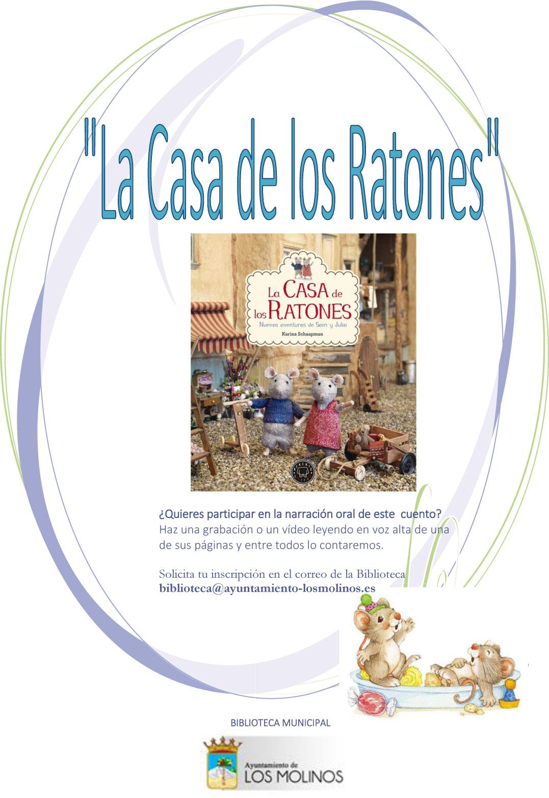 cartel_la casa de los ratones