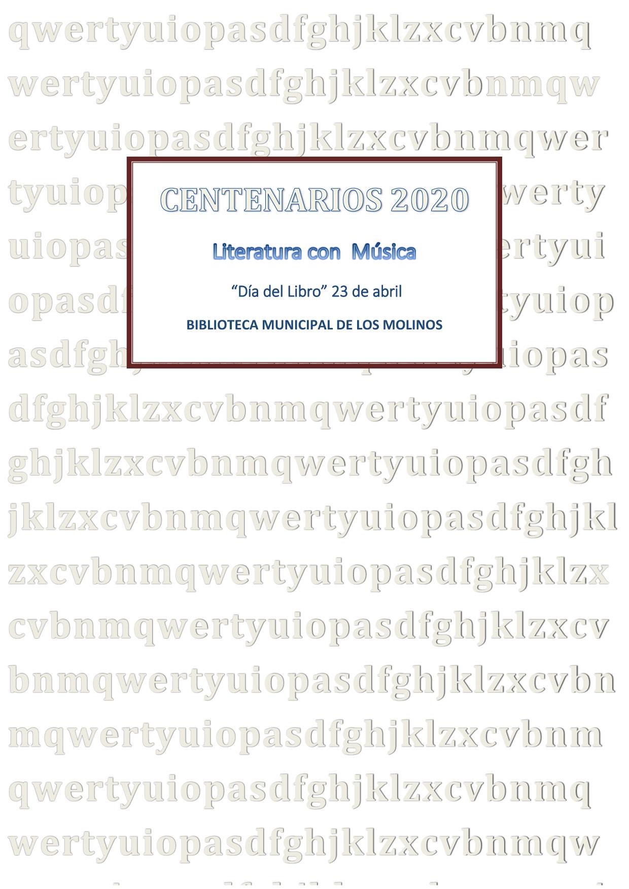 CENTENARIOS 2020