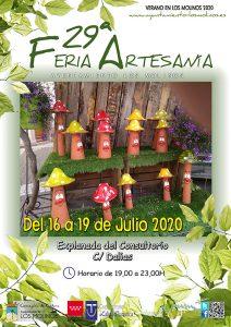29ª Feria de Artesanía @ Explanada Consultorio