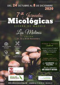 7ª Jornadas Micológicas Sierra de Madrid (Los Molinos)