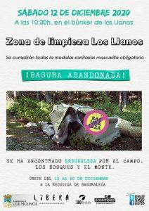 Limpieza de Los Llanos - Proyecto Libera @ Los Llanos
