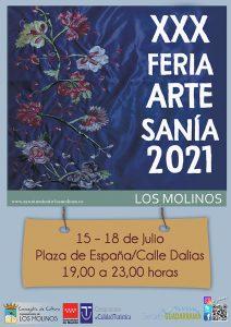 XXX Feria de Artesanía @ Parking consultorio médico