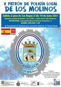 V Patrón de la Policía Local de Los Molinos @ Plaza de España