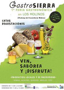 """1ª Feria Gastronómica en Los Molinos """"Gastrosierra"""" @ Parking consultorio médico"""