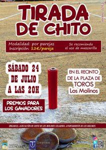 Campeonato local de Chito @ Recinto de la Plaza de Toros