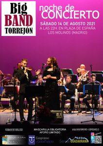 Concierto Big Band Torrejón @ Plaza de España