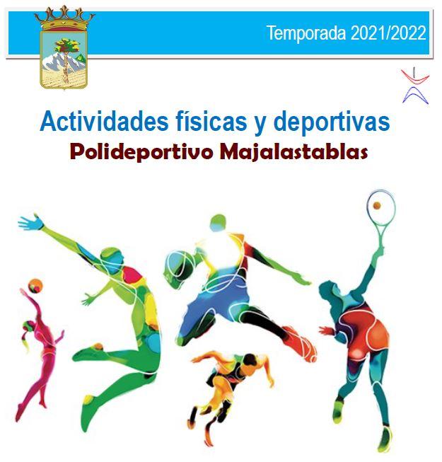 ACTIVIDADES POLIDEPORTIVO 21-22