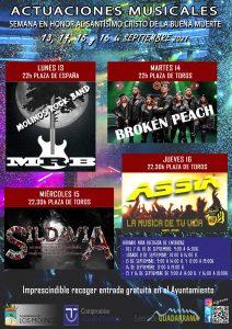 """Actuación Musical """"Grupo Assia"""" @ Plaza de Toros"""