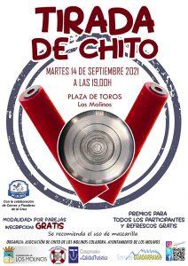 Tirada de Chito Local 2021 @ PLAZA DE TOROS