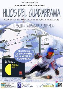 """Presentación del libro """"Hijos del Guadarrama"""" @ Casa Museo Julio Escobar"""