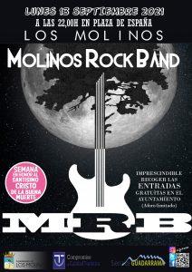 Molinos Rock Band @ Plaza de España