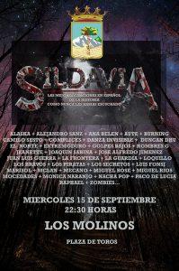 Actuación Musical Sildavia @ Plaza de Toros